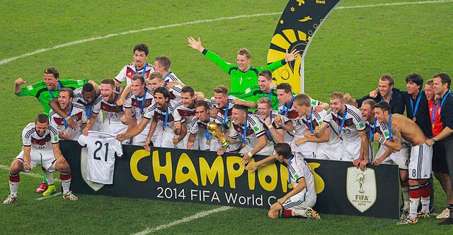 Saksan jalkapallomaajoukkue 2014